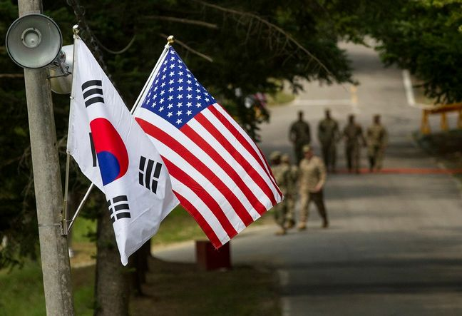 Pentagon indefinitely suspends some training exercises with South Korea