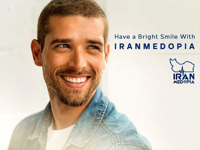 Have a Bright Smile in Iran with IranMedopia