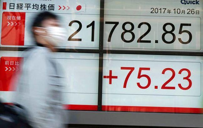 Stocks Drift as Banks Retreat; Bonds, Oil Climb