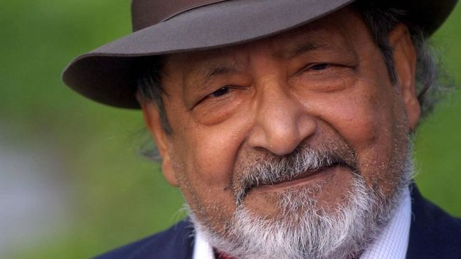 Nobel prize winning author V.S. Naipaul dies aged 85: BBC