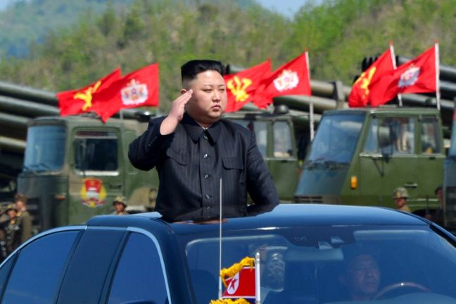North Korea Says New Missile Can Carry 'Large' Nuclear Warhead