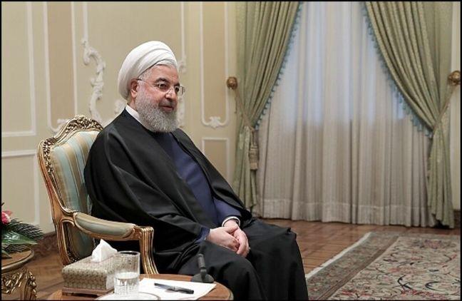 President Rouhani receives nine new Iranian envoys