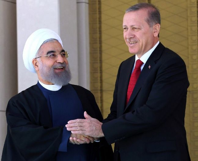 Iran, Turkey ready to expand cooperation in all areas