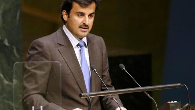 Qatar Emir Takes Case to the UN Amid Saudi-Led Embargo