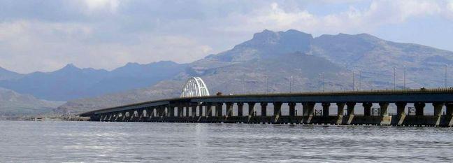 Rains, Restoration Help Lake Urmia Improve