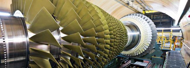 Siemens Gas Turbine Maintenance Undertaken by Iranian Engineers