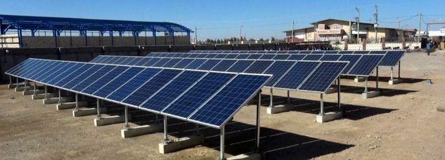 Solar Power Evolving in Iran's Kerman