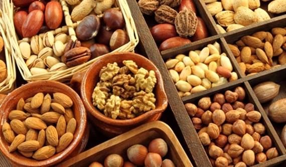 Iran's Annual Nut Production Tops 1m Tons