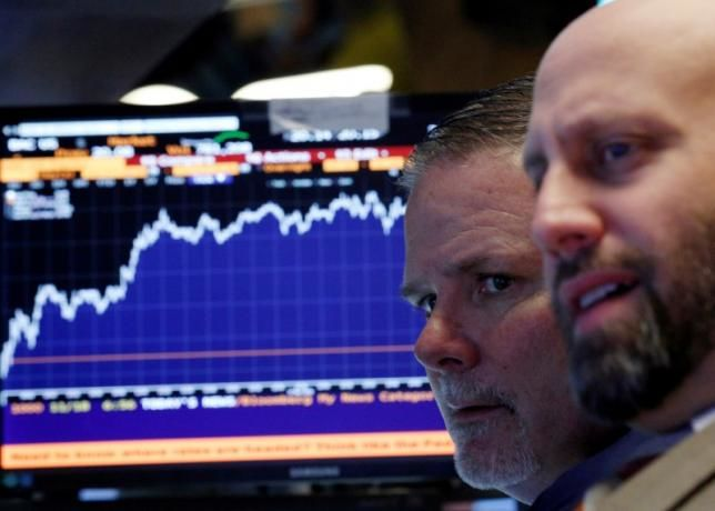 Major US stock indexes rise again to new records