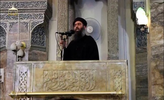 Syrian Observatory says has 'confirmed information' that Islamic State chief killed