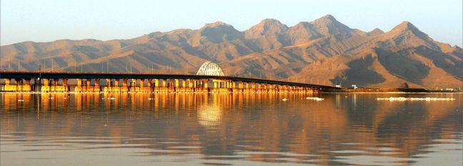 Lake Urmia Receiving 270 mcm of Water