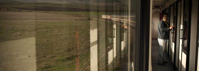 Iran, Turkey to Resume Train Services Late June