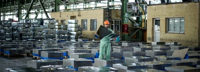 Iran Steel Exports Rise 40% to 5.8 Million Tons in H1