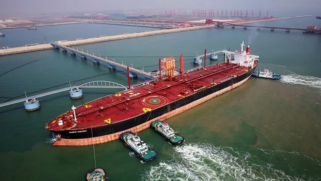 China Can Substitute US Crude With Iranian Oil