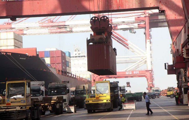 Industrial Exports Down 7% in Q1 2018-19