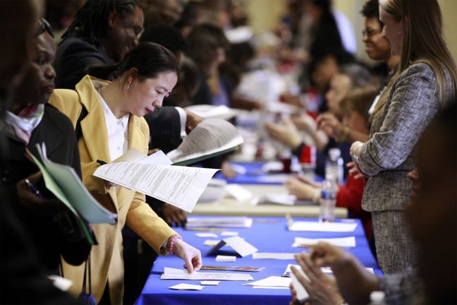 U.S. job market optimism lifts consumer confidence to 11-month high