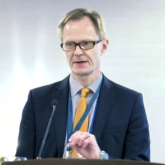 Finnish Official: Energy cooperation for Tehran, Helsinki