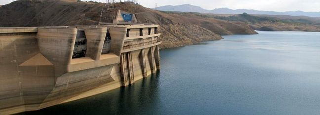 Need to Reduce Water Evaporation in Iran Dams