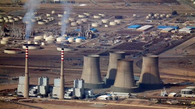 Iran, Russia seal contract to build 1,400mw power plant