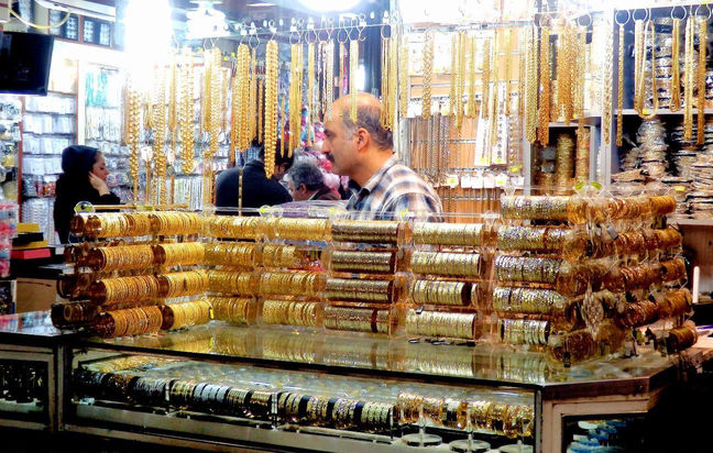 Iran Gold Demand at 3-Year High in Q1