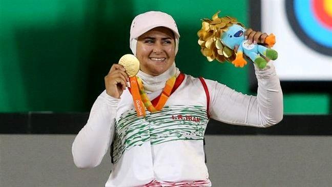 Iran's Nemati, best female Para archer of 2016