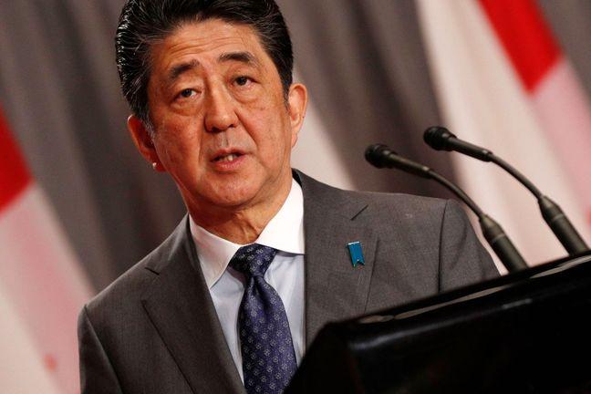 Abe Preparing for Iran Visit