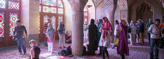 Iran Hosts 5.2 Million Foreign Tourists in 9 Months to Dec. 2018