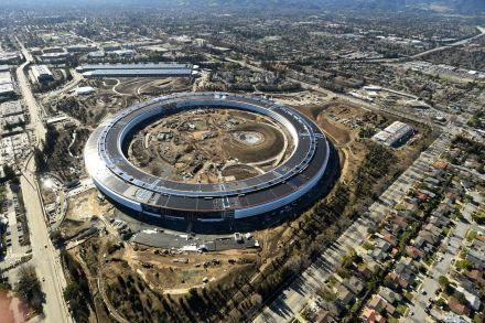 Channeling Steve Jobs, Apple seeks design perfection at new 'spaceship' campus