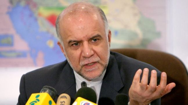Iran's Oil Minister Guardedly Optimistic About OPEC Output Cuts