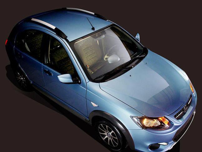 Saipa Group unveils all Iranian-made car 'Quick'