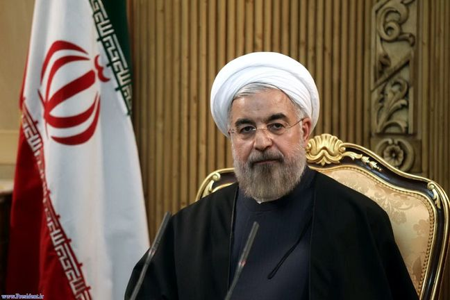 President: Iran welcomes enhanced ties with UK