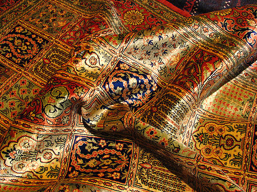 Iran Carpet Exports: $500m in 10 Months