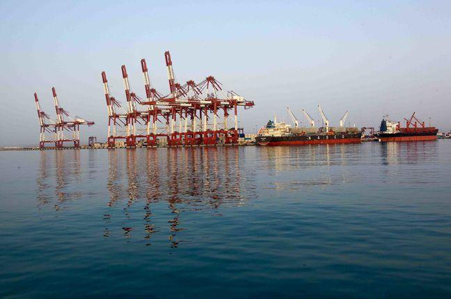 Throughput at Iran's Largest Container Port Rises 16%