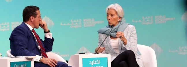 IMF's Christine Lagarde: Oil Exporters Have Not Fully Recovered From 2014 Shock