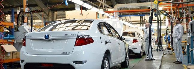 Iran-Made Cars Ranked by Quality Inspection Firm