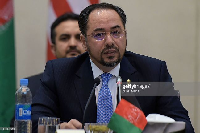 Afghan FM hails Iran's support for Afghanistan