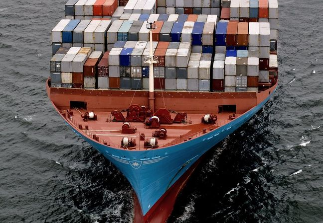 World's Biggest Container Line Says It Can't Send Cargo to Qatar