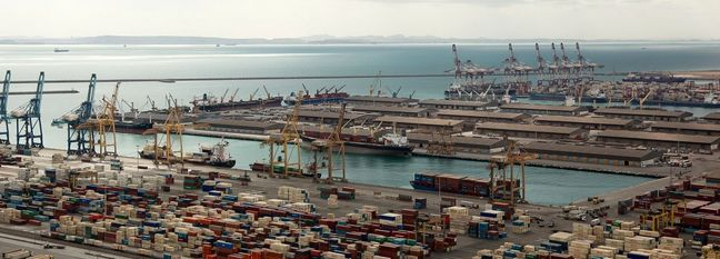 21 Iranian Ports Lose Steam