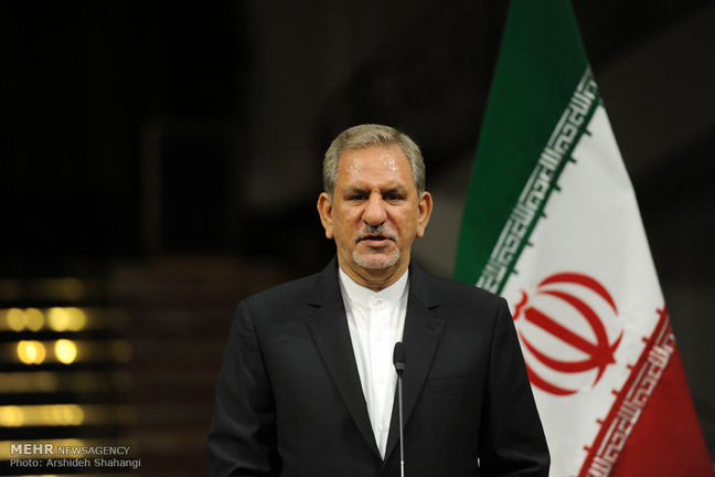 VP: Iran never intimidated by US threatening moves