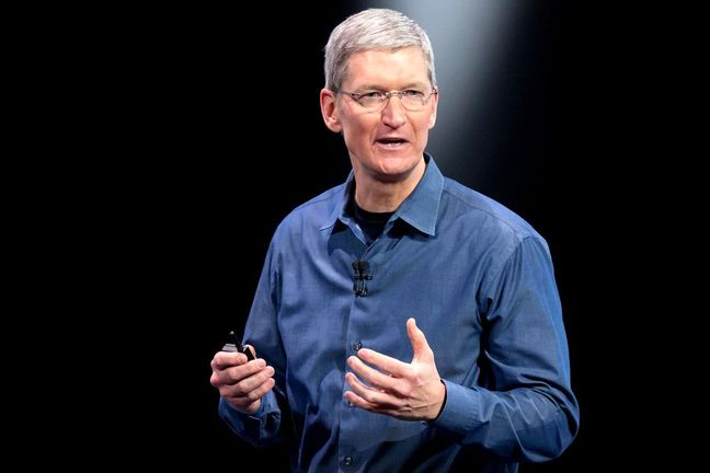 Apple CEO says EU tax ruling 'total political crap': Irish Independent