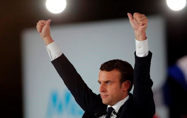 French Prepare to Vote as Cyber Attack on Macron Probed
