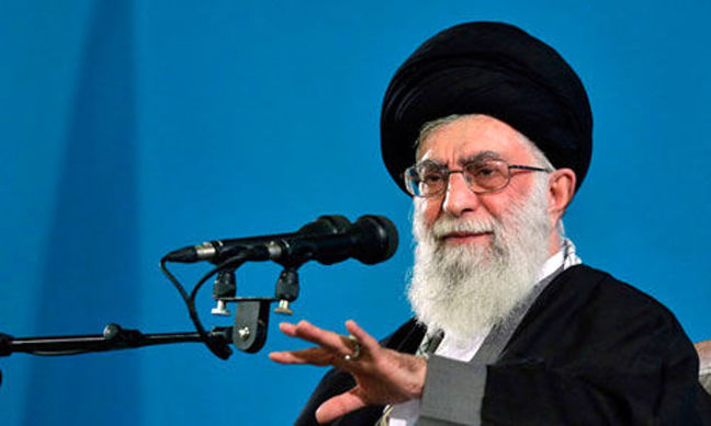 Supreme leader calls for opening diplomatic umbrella to whole world