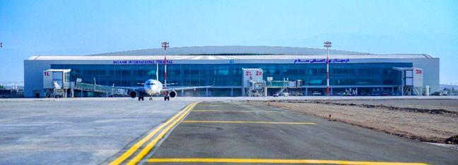 Tehran IKIA's Salaam Terminal Launches Maiden Flight