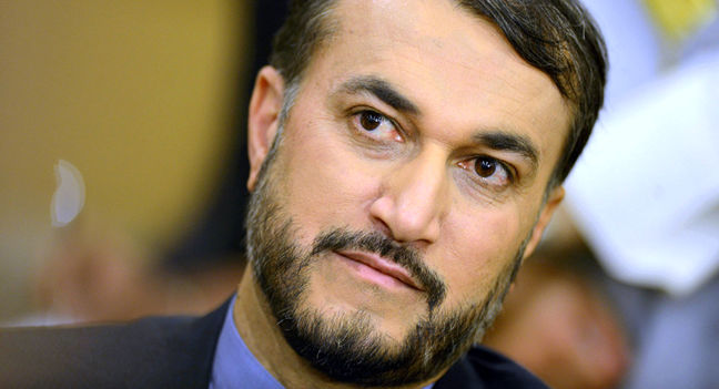 Amir Abdollahian: Tehran, Moscow have adopted firm strategy on Syria