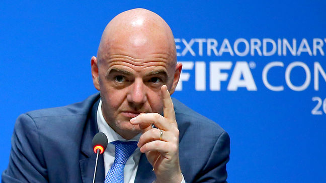 Appeal of Women's Soccer Growing, FIFA Chief Says in Jordan