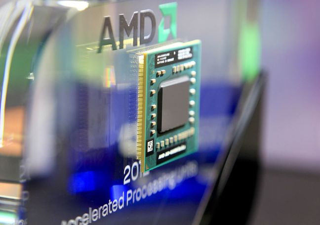 Chipmakers Nvidia, AMD Ride Cryptocurrency Wave — for Now