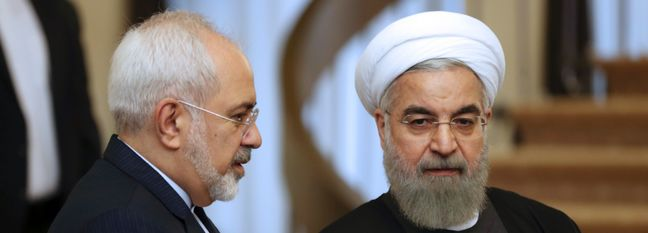Presidential Chief of Staff Says Rouhani Stands Behind Zarif