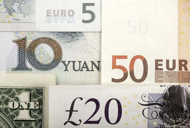 Euro soars, dollar slips in holiday-thinned trade