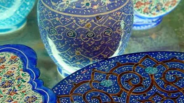 Iranian Handicraft Exports Crippled by Poor Marketing
