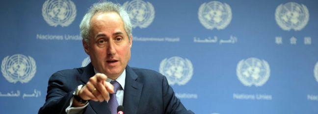 UN Underlines Respect for Safety of Civilian Flights